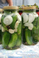 Make some fall pickles